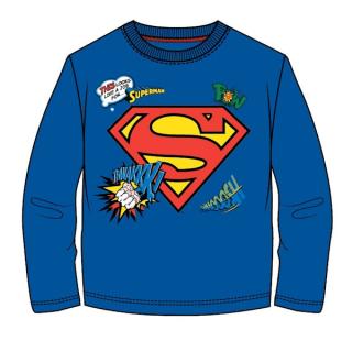 LONGSLEEVE-SUPERMAN-SHIRT-SUPERHELDEN-KINDERKLEDING