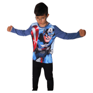 Longsleeve-marvel-captain-america-avengers-superhelden-kinderkleding