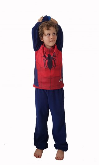 pyjama-spiderman-fleece-huispak-superhelden-kinderkleding