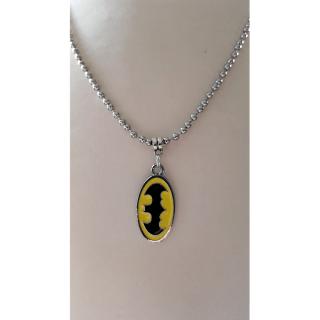 Ketting-batman-logo-ovaal