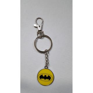 Sleutelhanger-batman-logo-rond-superhelden-kinderkleding