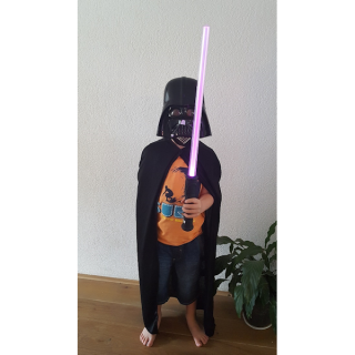 Darth Vader Cape en masker -StarWars-Superhelden-kinderkleding