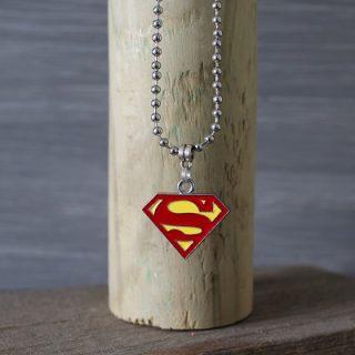 ketting-superman-logo-superhelden-kinderkleding