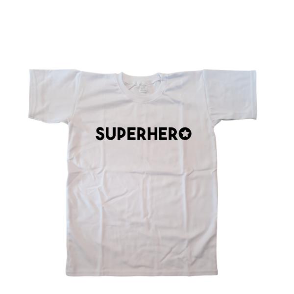 kind tshirt superhero ster