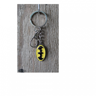 sleutelhanger-batman-ovaal-superhelden-kinderkleding