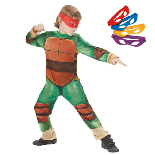 verkleedset turtles-teenage-mutant-ninja-turtles