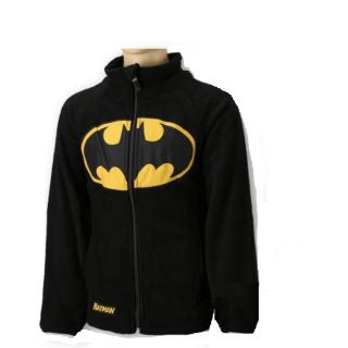 Vest Kinderkleding.Batman Vest Fleece Voor Kinderen In Maten 116 152