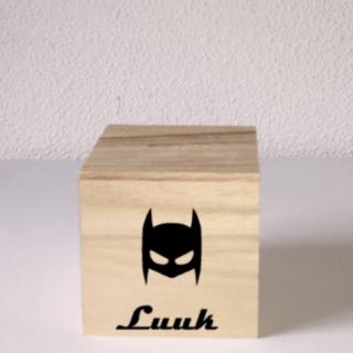 spaarpot batman naam