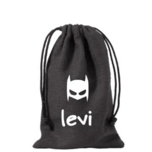 traktatiezakje-batman-zwart-superheldenshop