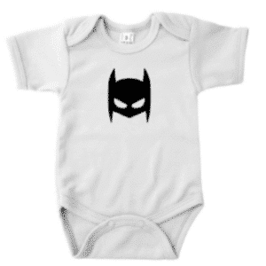 Romper Batman superheld baby