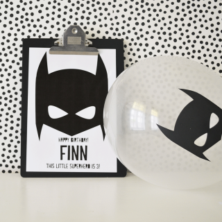 ballon-batman-feestje-superheldenshop