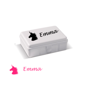 sticker-lunchbox-kind-Unicorn-emma-roze-superheldenshop