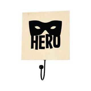 kapstok hero masker