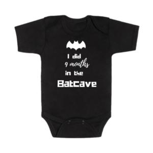 romper 9 months batcave