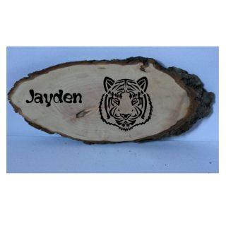 jungle kinderkamer tijger decoratie