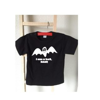 i am a bat man kinder tshirt