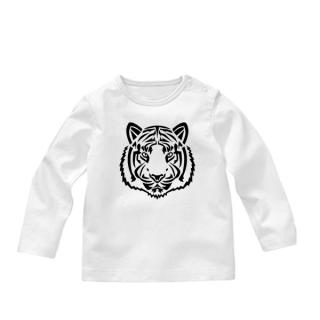 tshirt tijger kind baby superheldenshop