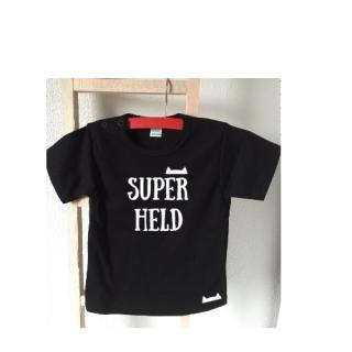 kraamkado superheld broekje shirt superheldenshop