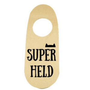 deurhanger superheld superheldenshop