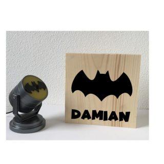 batman vleermuis kinderkamer decoratie