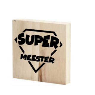 kado super meester superheldenshop