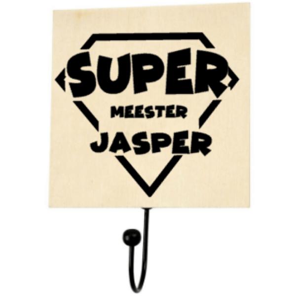 kapstok meester Supermeester