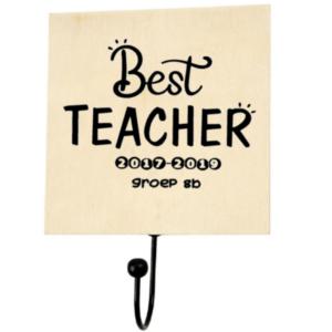 kapstok best teacher
