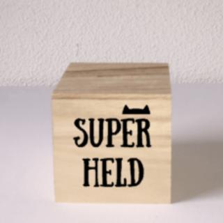 spaarpot superheld