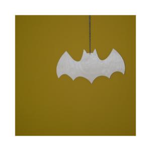 wandhanger batman vleermuis