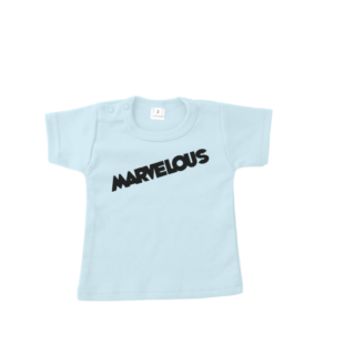 Marvelous baby tshirt