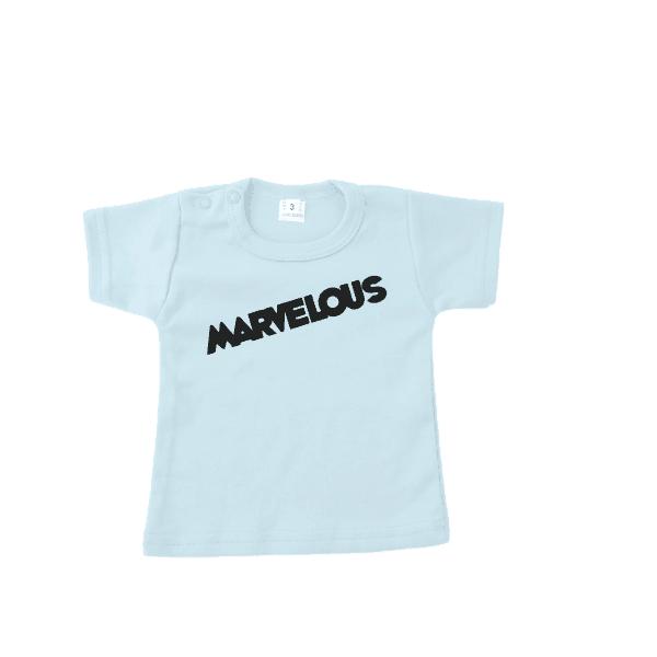 Marvelous baby tshirt