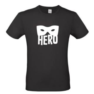 heren tshirt hero