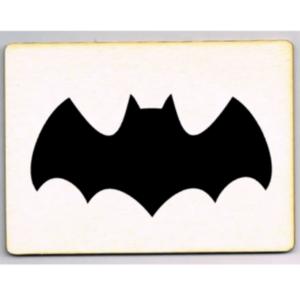 kaart batman vleemuis
