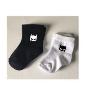 babysokken Batman masker