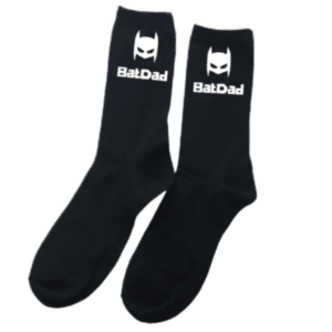 sokken batdad batman herensokken
