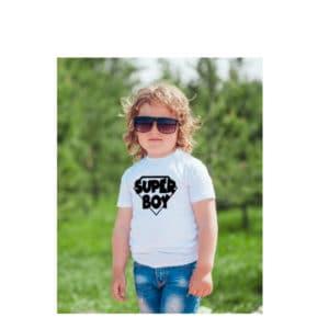 kinder tshirt Superboy