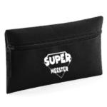 Supermeester in logo