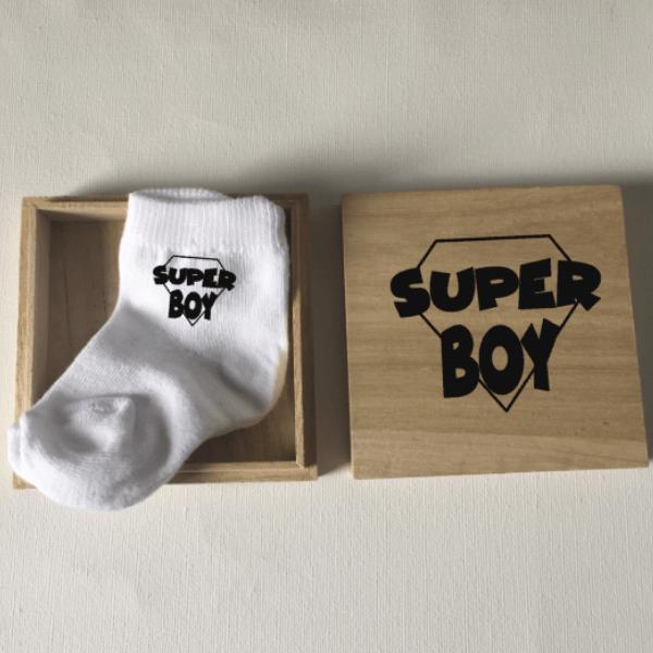 sokjes superboy kadoset