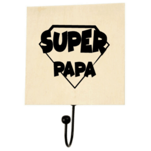kapstok superpapa vaderdag