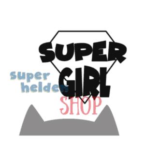 Strijkapplicatie Supergirl
