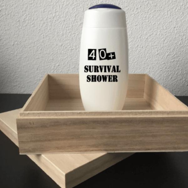 douchegel dames survival leeftijd