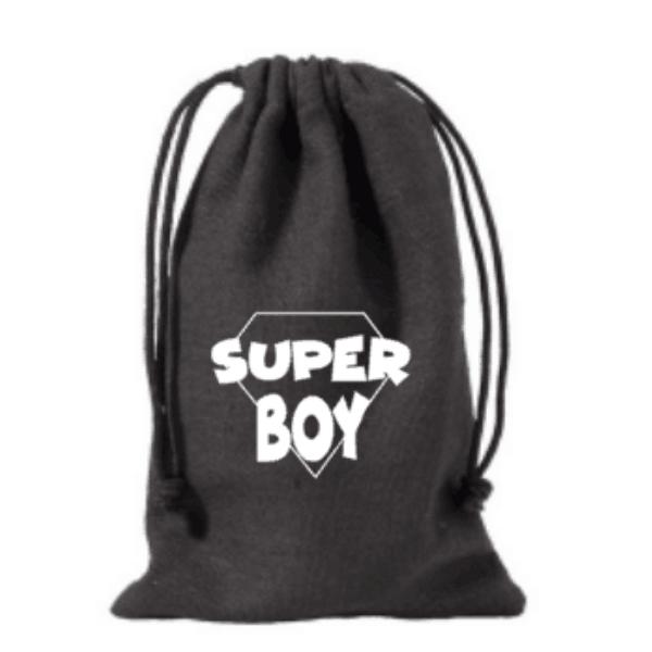 traktatiezakje superboy zwart