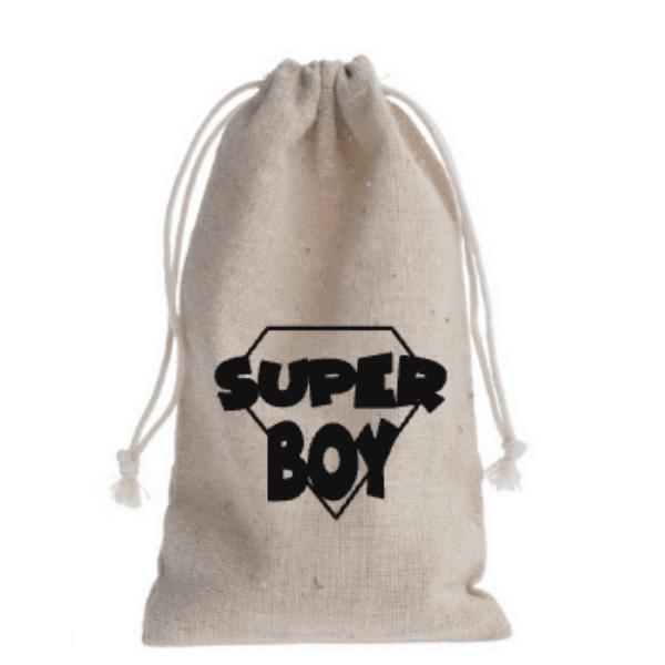traktatiezakje superboy trakteren superheldenshop