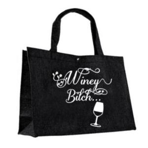Vilten tas Winey Bitch
