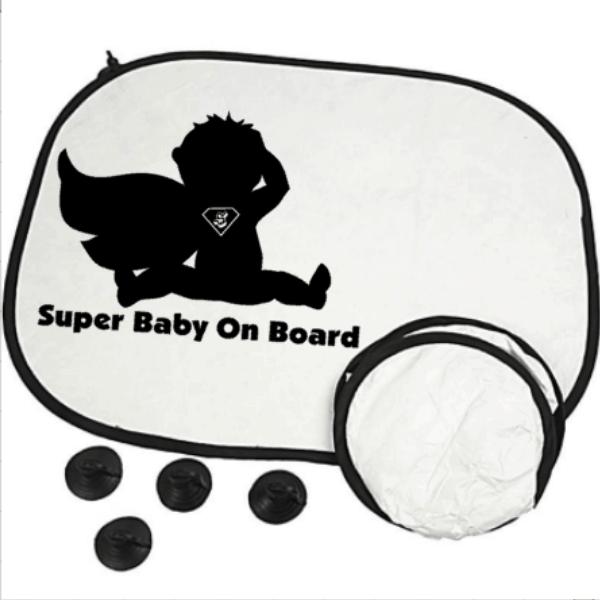 Auto zonneschermen Superbaby