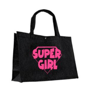 Vilten tas Supergirl