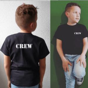 tshirt crew kind