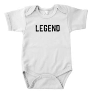 Romper Legend baby kraamkado