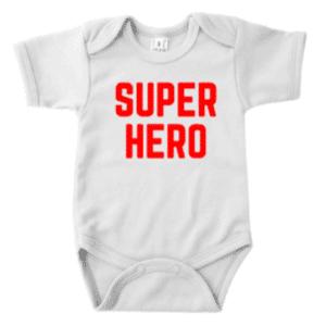 romper SUPERHERO