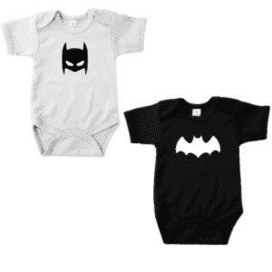 tweeling romper set batman
